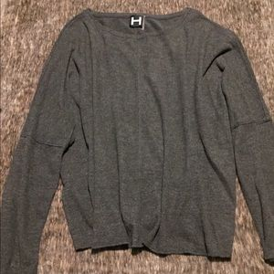 H by Bordeaux, 3/4 sleeve top in Great Condition